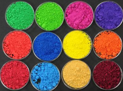 Pigment, czy gotowy kolor?