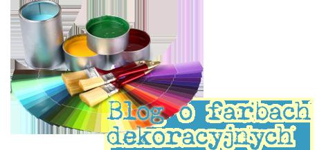 Blog o farbach dekoracyjnych