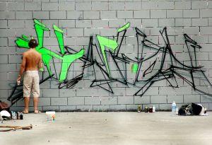 Graffiti – sztuka z ulicy
