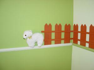 Farby w pokoju dziecięcym