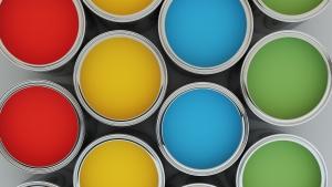 Jak wykorzystać resztki farby po malowaniu?
